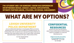Reporting Poster for Students