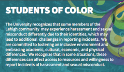 Bookmark Insert for Students of Color